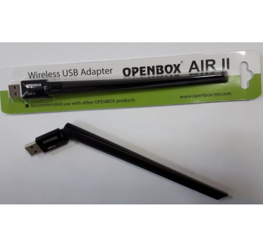 Openbox AIR II USB WiFi adapteris -