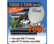 Fogus 3 TWIN best