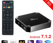 X96 mini TV BOX 1GB/8GB  IPTV imtuvas