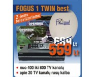 Fogus 1 TWIN best